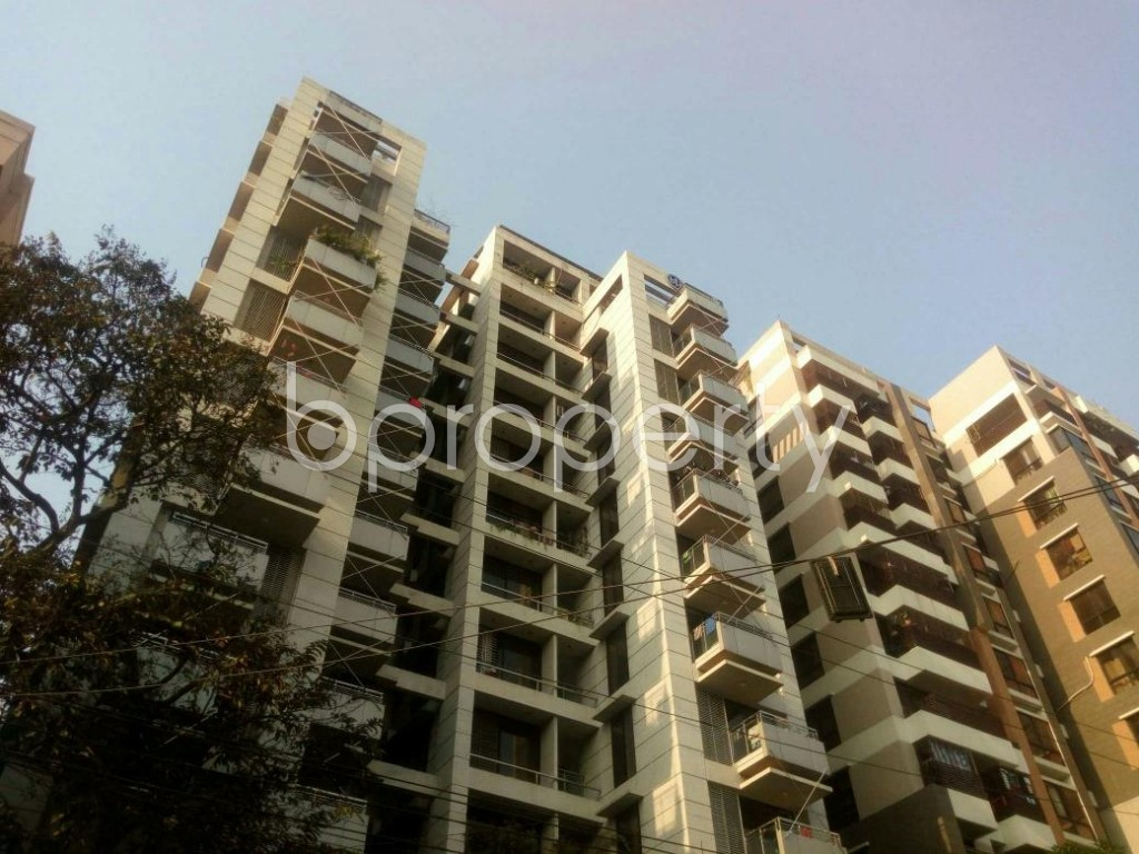 Outside view - 3 Bed Apartment for Sale in Dhanmondi, Dhaka - 1837482