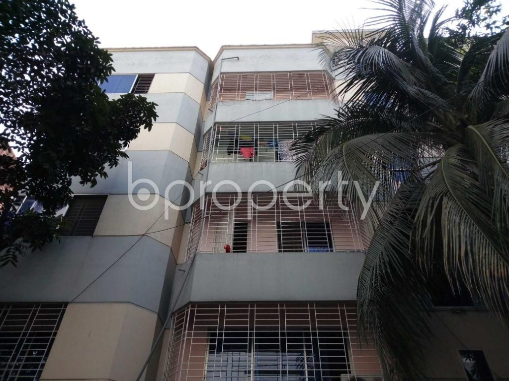 Front view - 3 Bed Apartment to Rent in Banani, Dhaka - 1837509