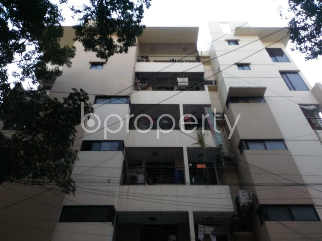 Front view - 3 Bed Apartment to Rent in Banani, Dhaka - 1837515