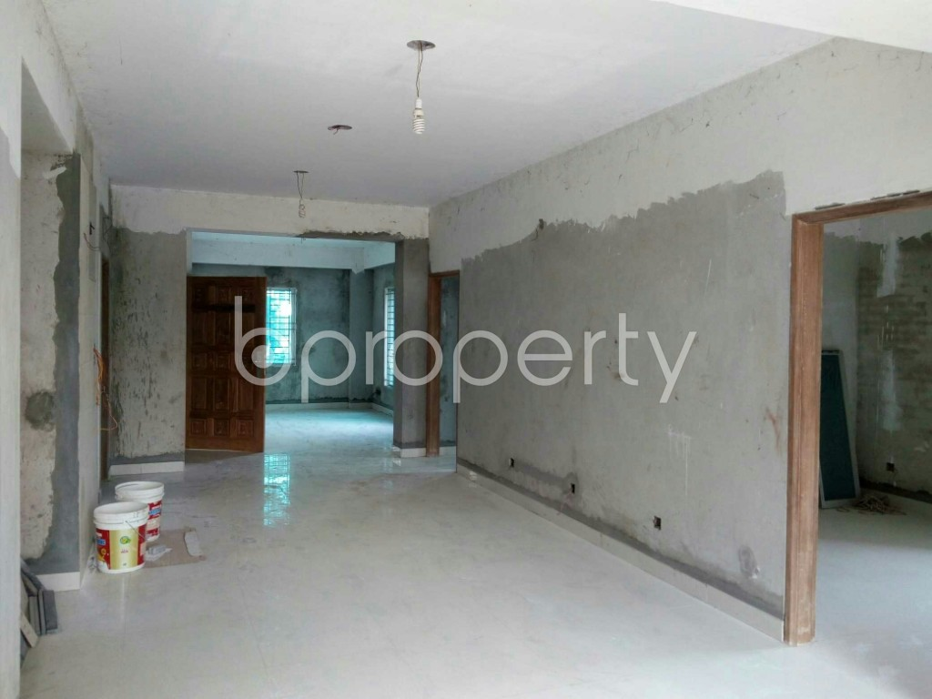 Dine/Dining - 4 Bed Apartment for Sale in Bashundhara R-A, Dhaka - 1837525