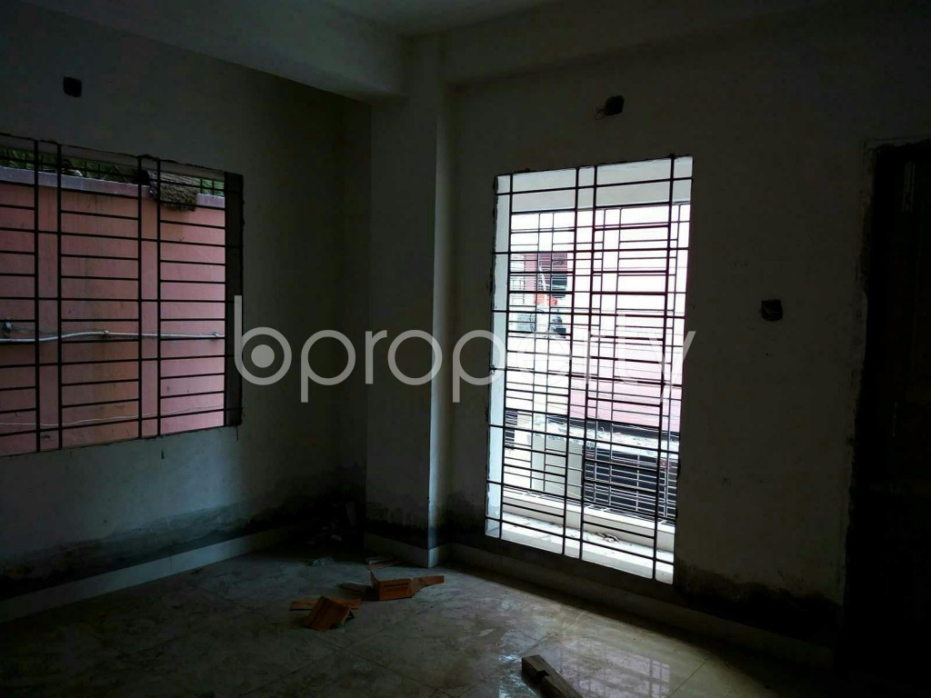 Bedroom - 2 Bed Apartment for Sale in Mohammadpur, Dhaka - 1837541