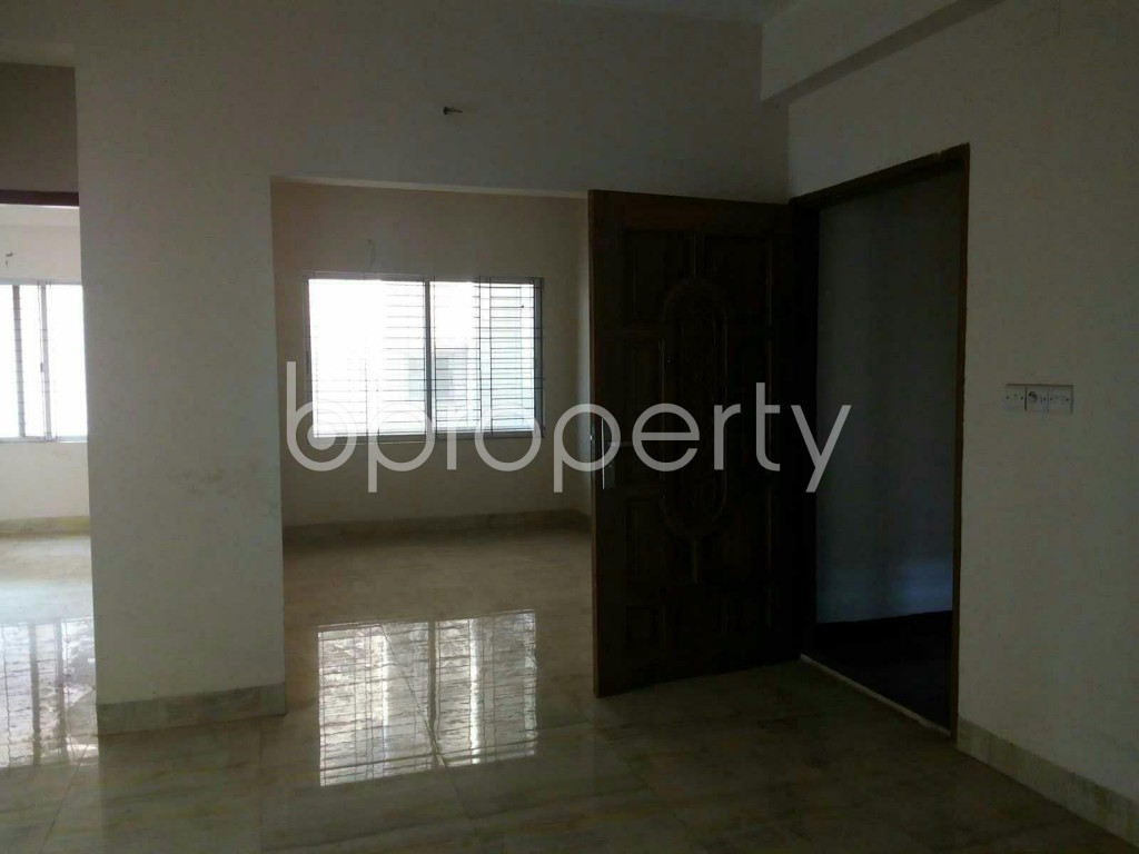 Dine/Dining - 3 Bed Apartment for Sale in Mirpur, Dhaka - 1837550