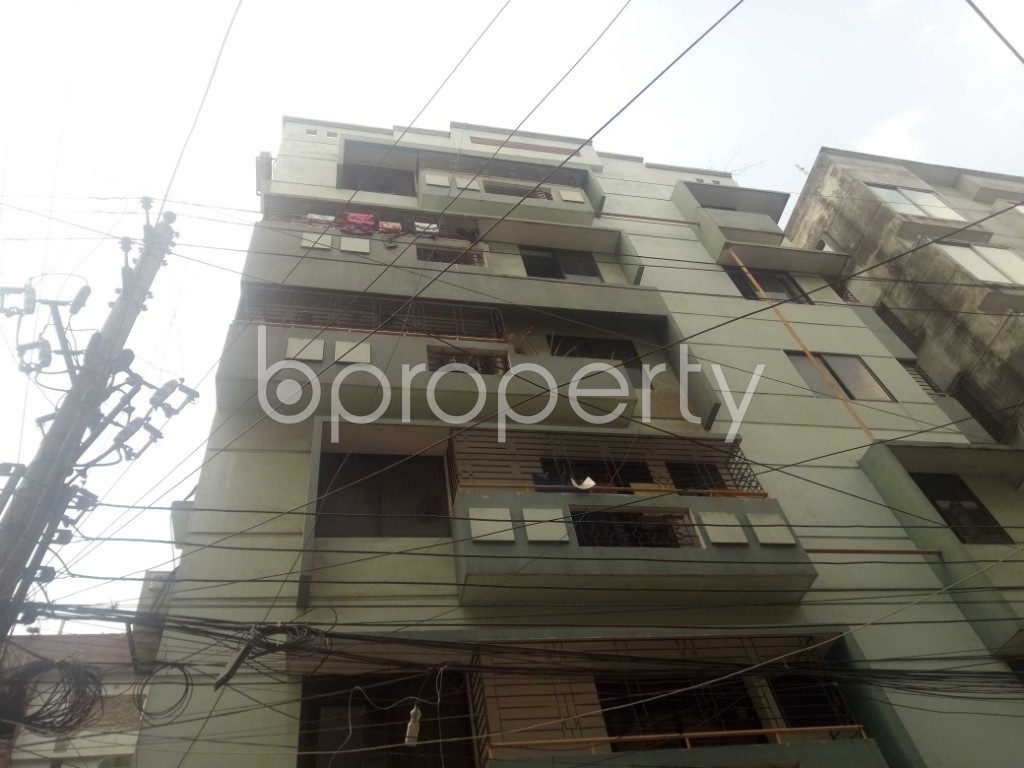 Front view - 3 Bed Apartment to Rent in Baridhara, Dhaka - 1837605
