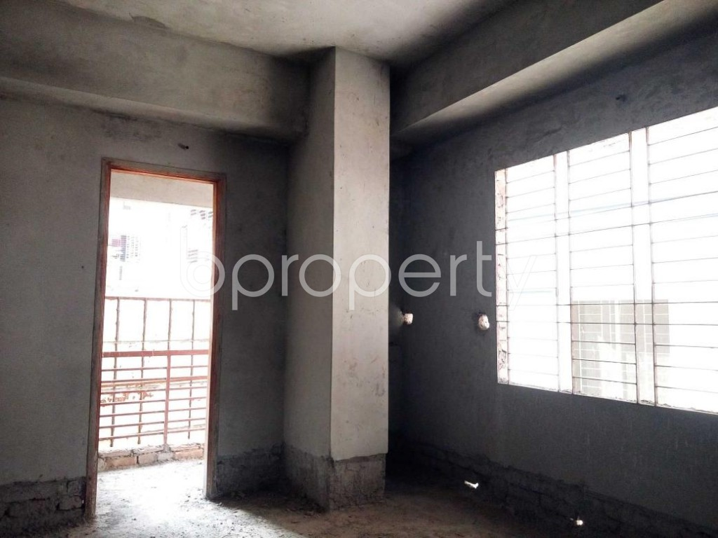 Bedroom - 3 Bed Apartment for Sale in Mirpur, Dhaka - 1837811