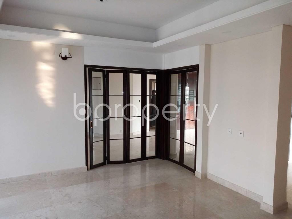 Empty Room - 3 Bed Apartment to Rent in Gulshan, Dhaka - 1837915