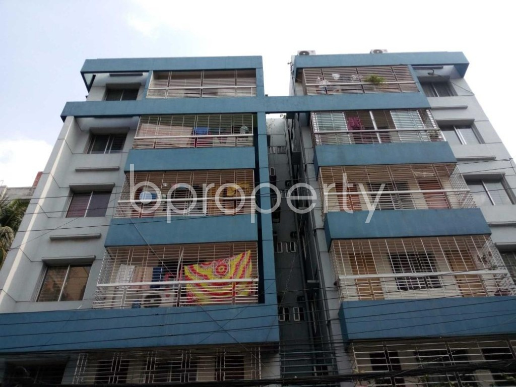 Front view - 3 Bed Apartment to Rent in Banani, Dhaka - 1837916