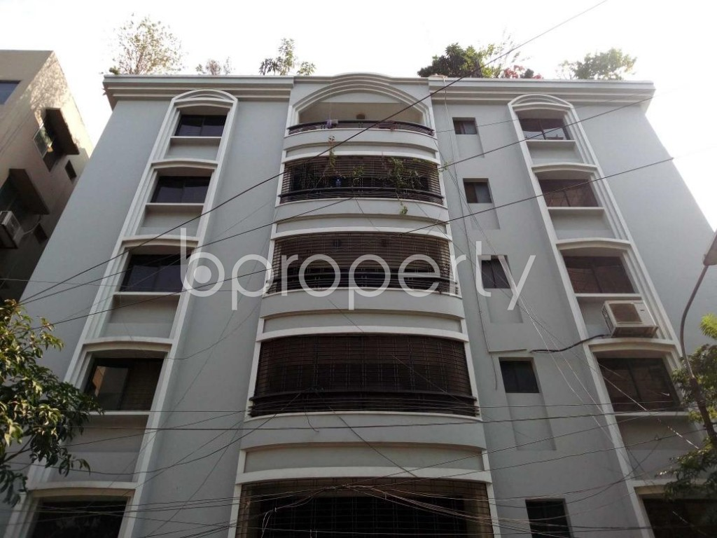 Front view - 3 Bed Apartment to Rent in Gulshan, Dhaka - 1837919