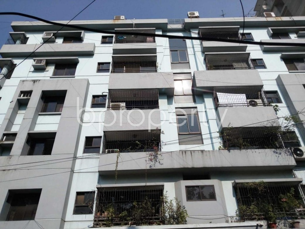 Front view - 3 Bed Apartment to Rent in Gulshan, Dhaka - 1837920