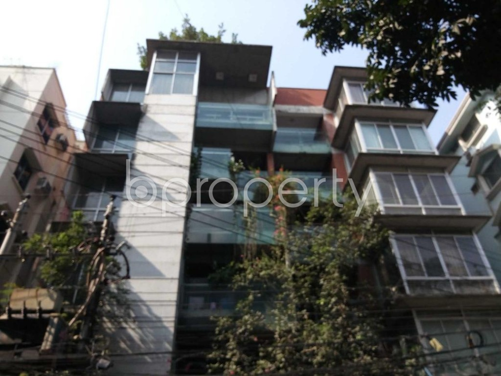Front view - 3 Bed Apartment to Rent in Gulshan, Dhaka - 1837923