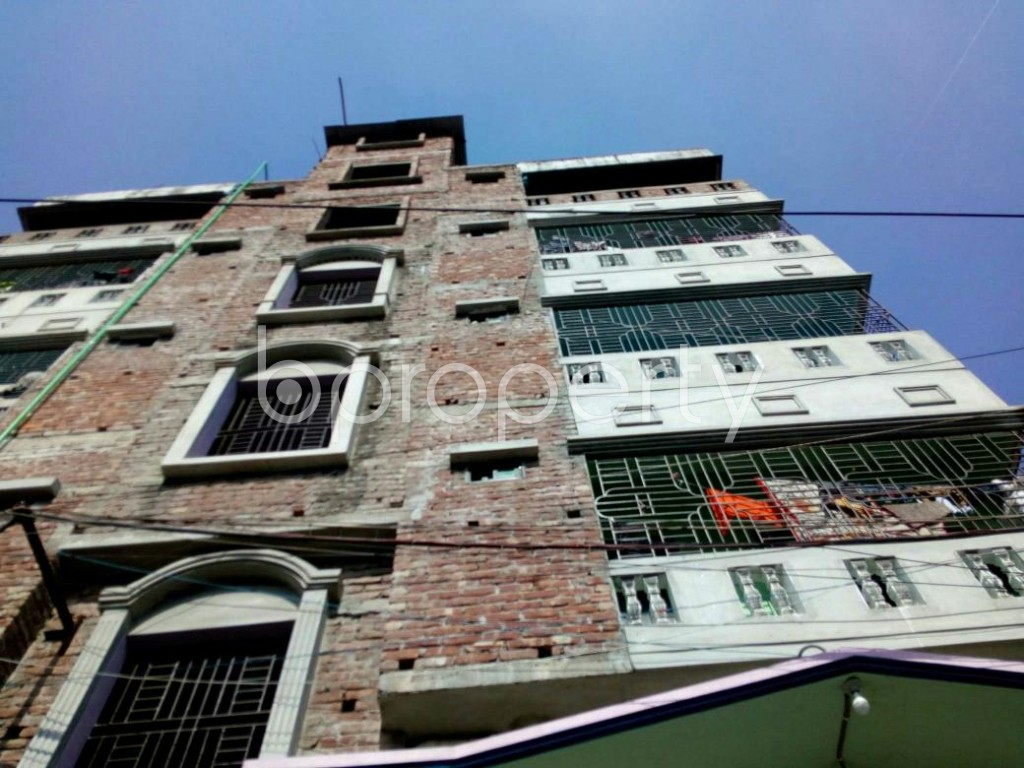 Front view - 3 Bed Apartment to Rent in Fatulla, Narayanganj City - 1838028