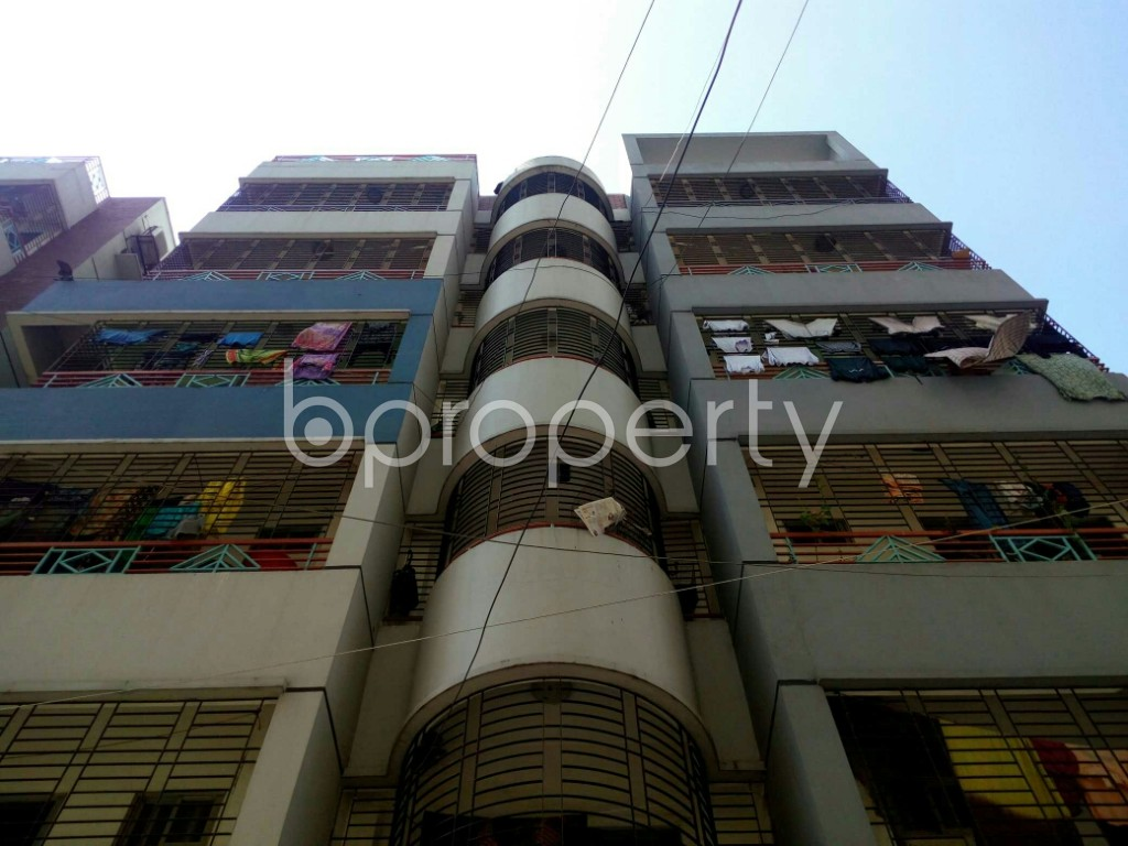 Outside view - 3 Bed Apartment for Sale in Mirpur, Dhaka - 1838073