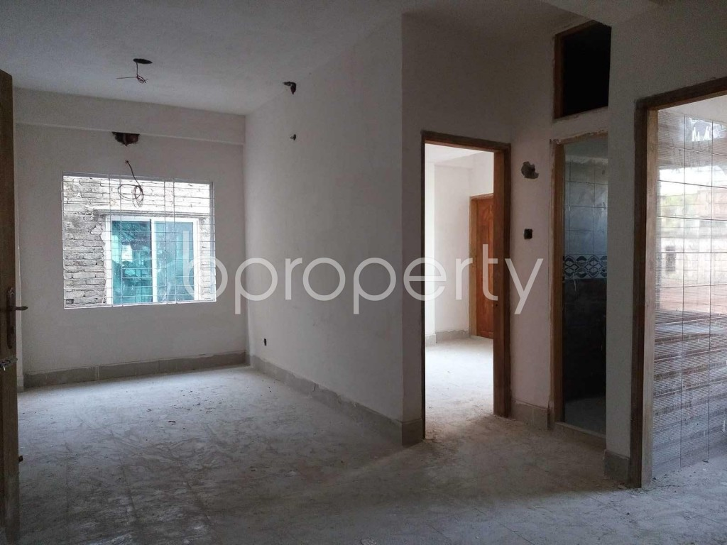 Dine/Dining - 3 Bed Apartment for Sale in Mirpur, Dhaka - 1838297