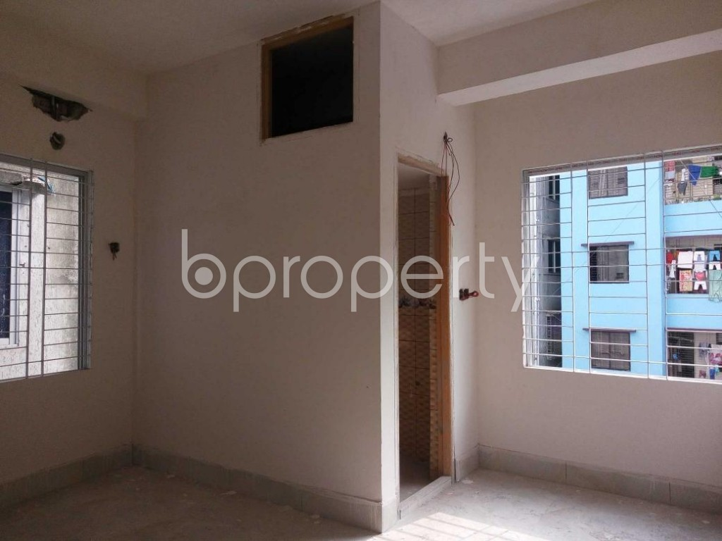 Bedroom - 3 Bed Apartment for Sale in Mirpur, Dhaka - 1838299