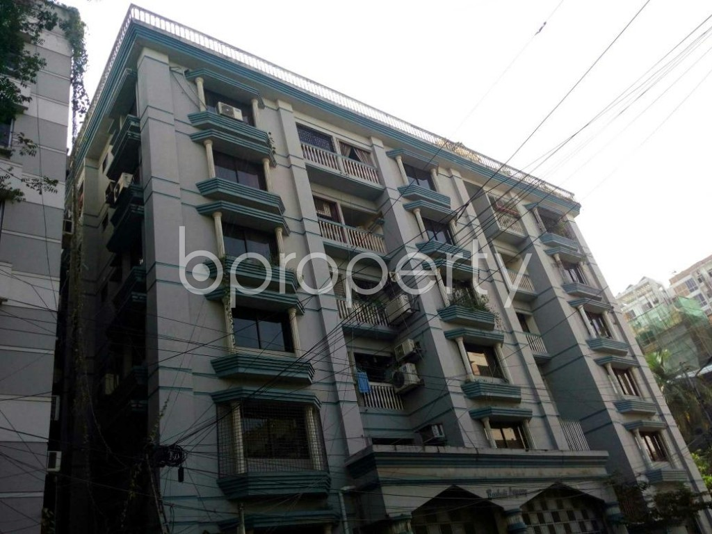 Outside view - 3 Bed Apartment to Rent in Dhanmondi, Dhaka - 1838356