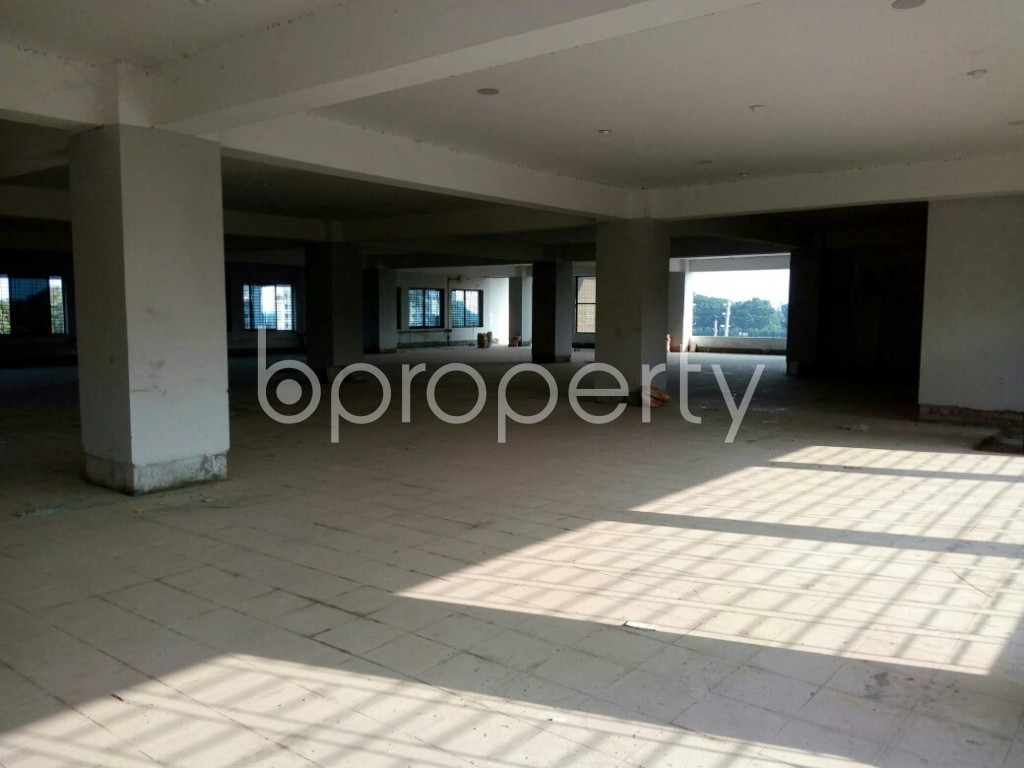 Commercial inside - Floor for Sale in Gazipur Sadar Upazila, Gazipur - 1838374