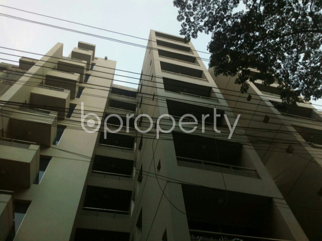 Outside view - 3 Bed Apartment for Sale in Mirpur, Dhaka - 1838385