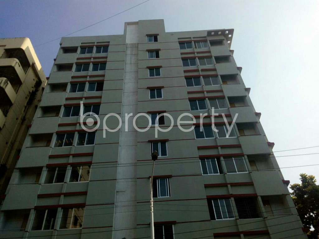 Outside view - 3 Bed Apartment for Sale in Shahjalal Upashahar, Sylhet - 1838388