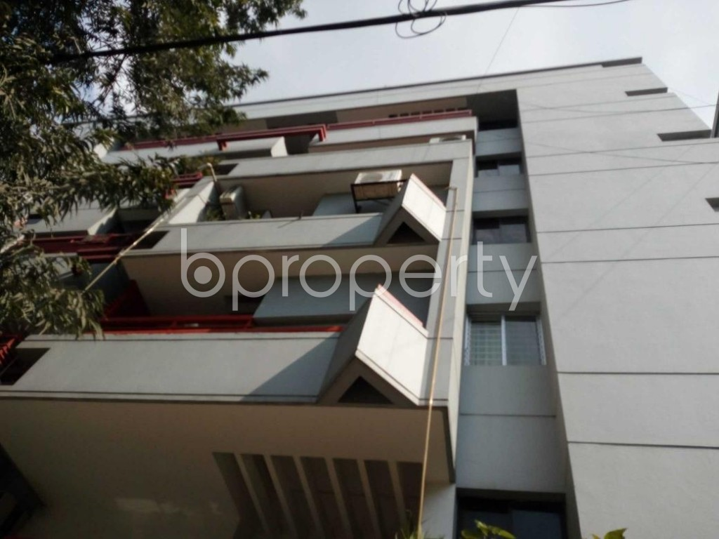 Front view - 3 Bed Apartment to Rent in Gulshan, Dhaka - 1838415