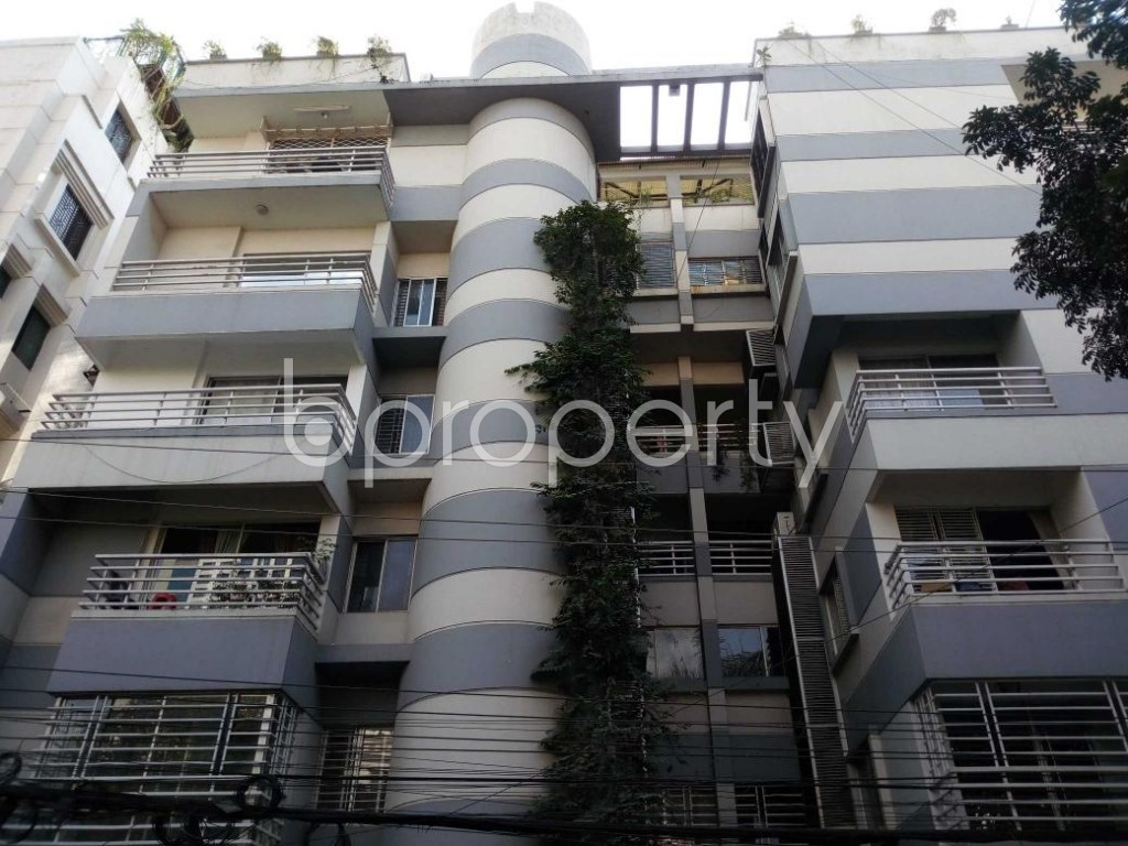 Front view - 3 Bed Apartment to Rent in Gulshan, Dhaka - 1838420