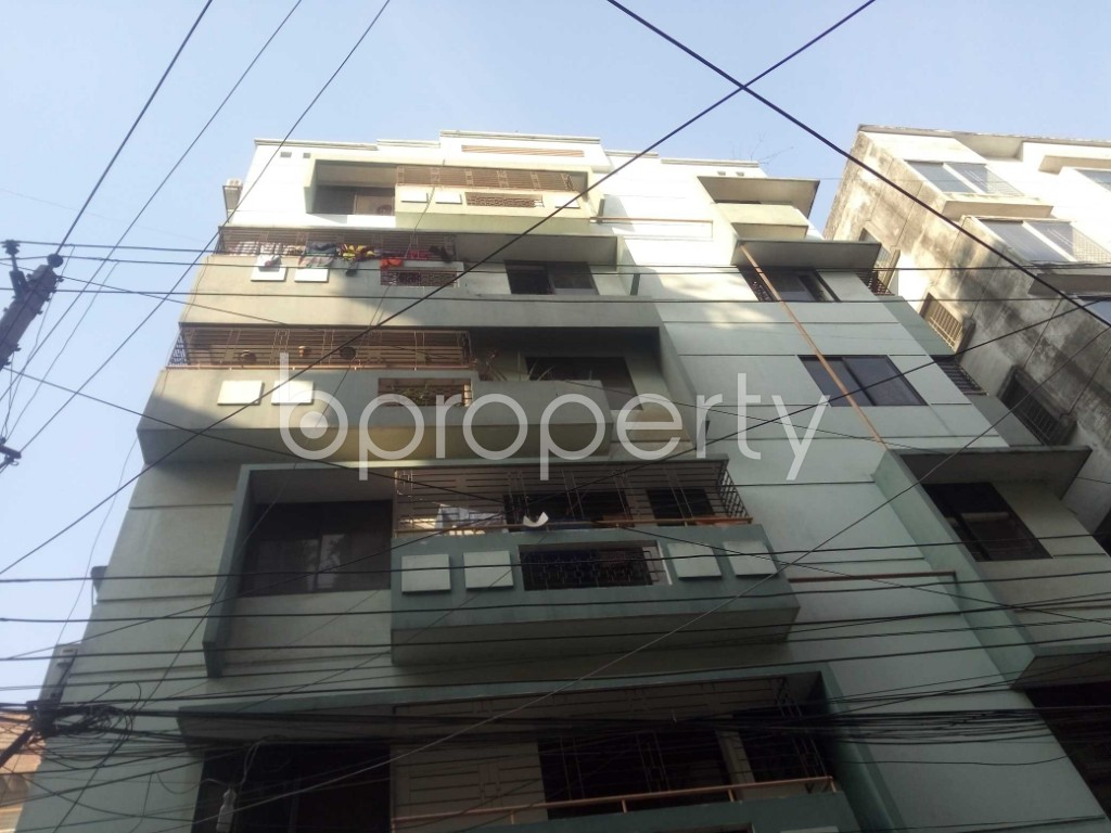 Front view - 3 Bed Apartment to Rent in Baridhara, Dhaka - 1838632