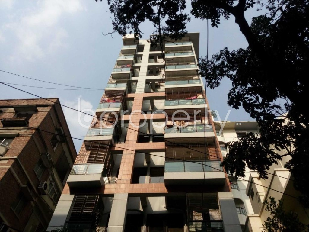 Front view - 3 Bed Apartment to Rent in Banani, Dhaka - 1838688