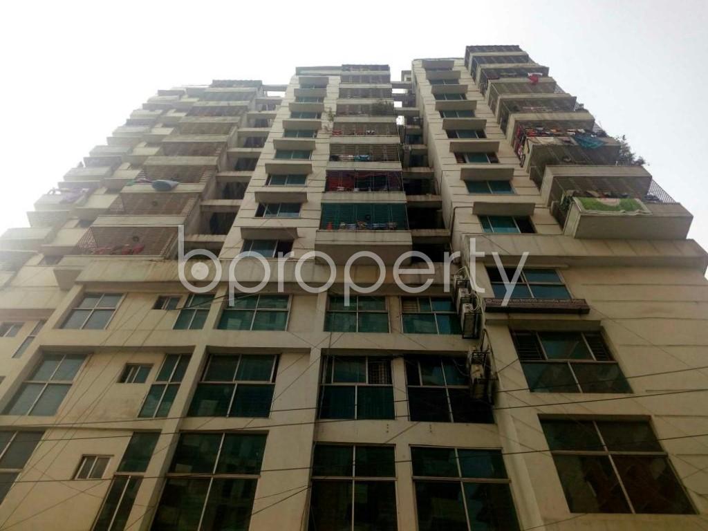 Outside view - Office for Sale in Motijheel, Dhaka - 1838770