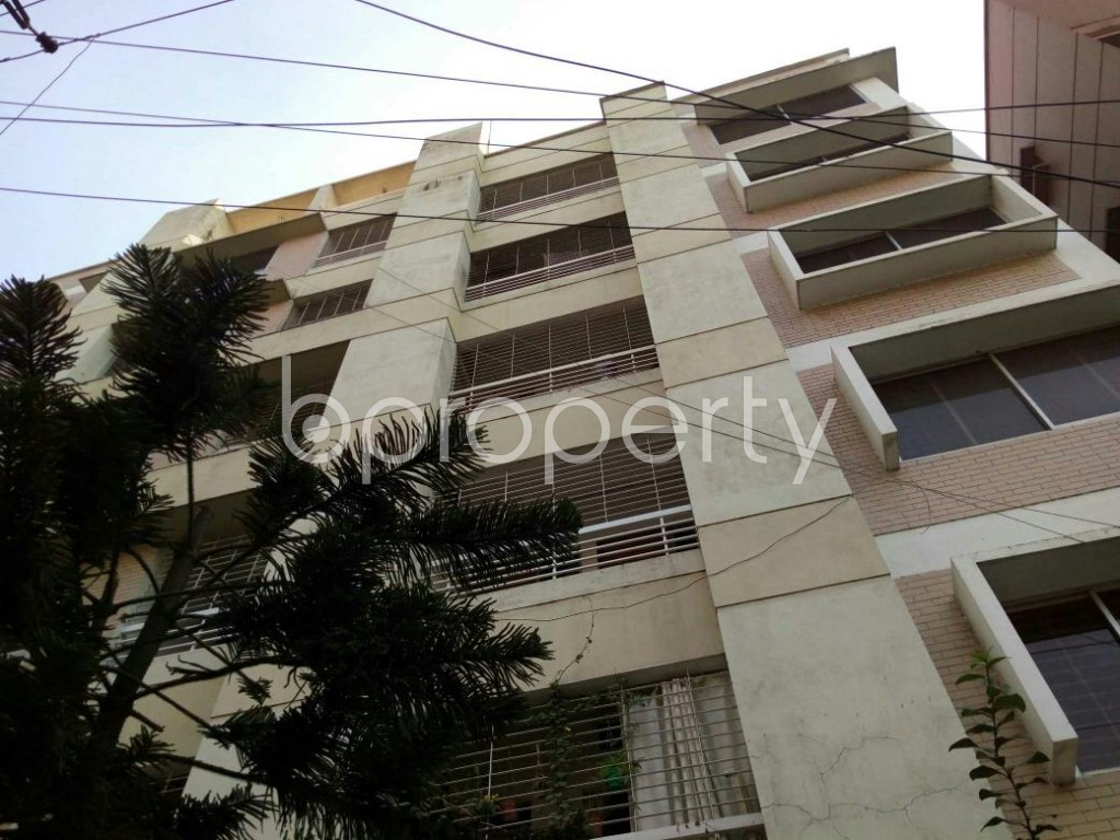 Outside view - 4 Bed Apartment to Rent in Dhanmondi, Dhaka - 1838807