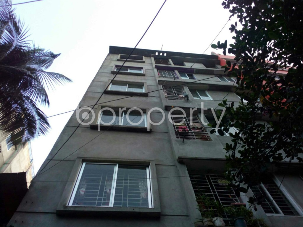Front view - 2 Bed Apartment for Sale in Mirpur, Dhaka - 1838826