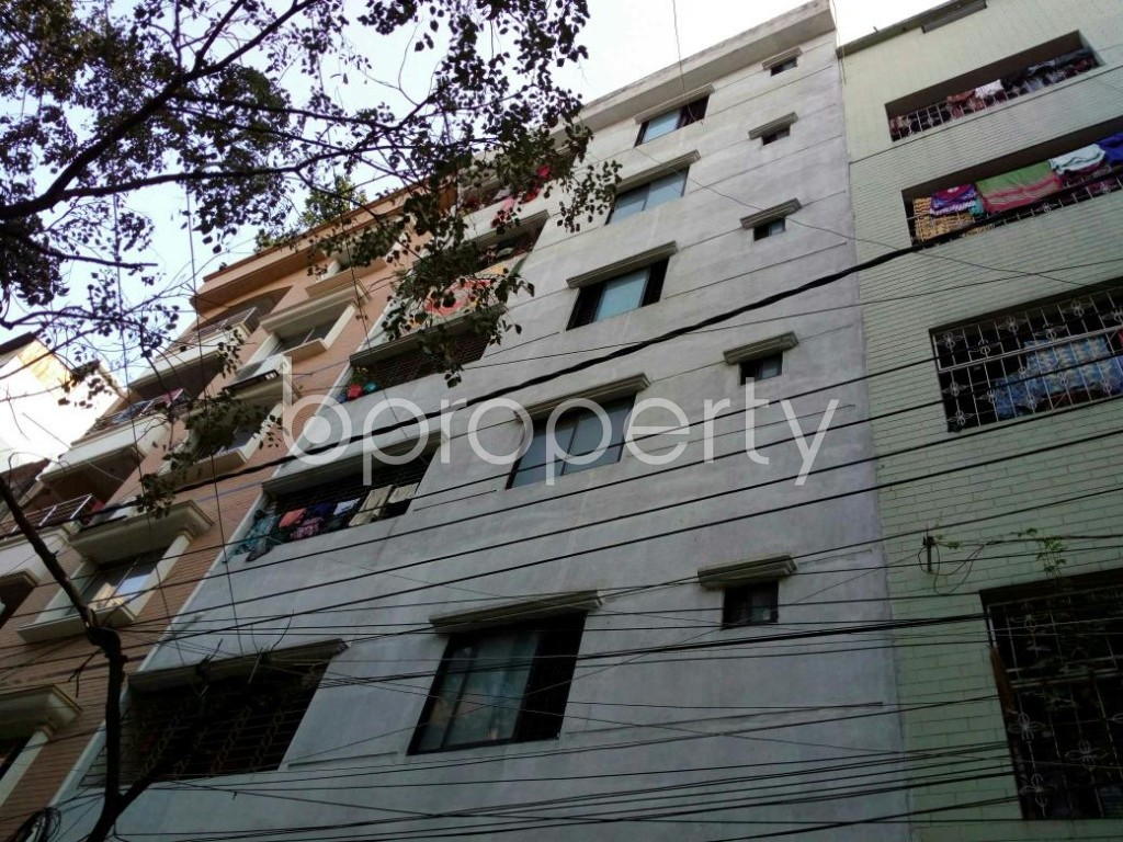 Outside view - 2 Bed Apartment to Rent in Lalmatia, Dhaka - 1838835