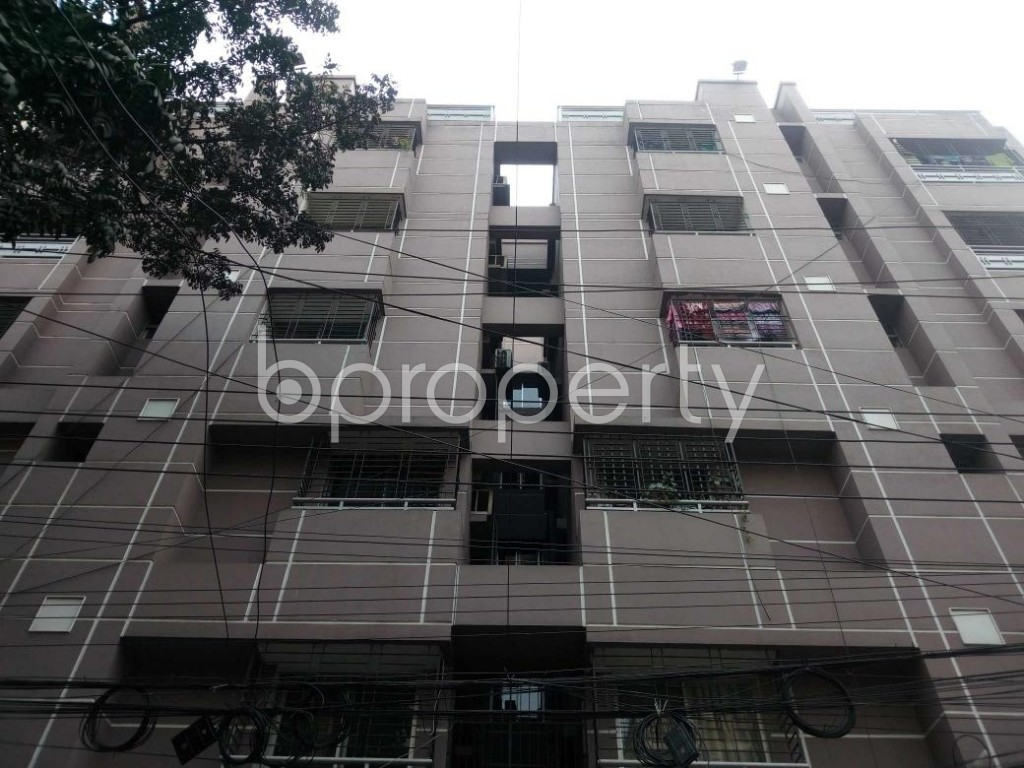 Front view - 3 Bed Apartment to Rent in Banani, Dhaka - 1838848