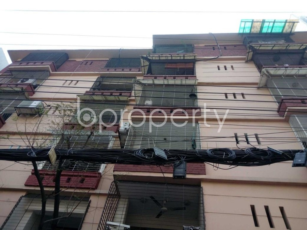 Front view - 3 Bed Apartment to Rent in Banani, Dhaka - 1838850
