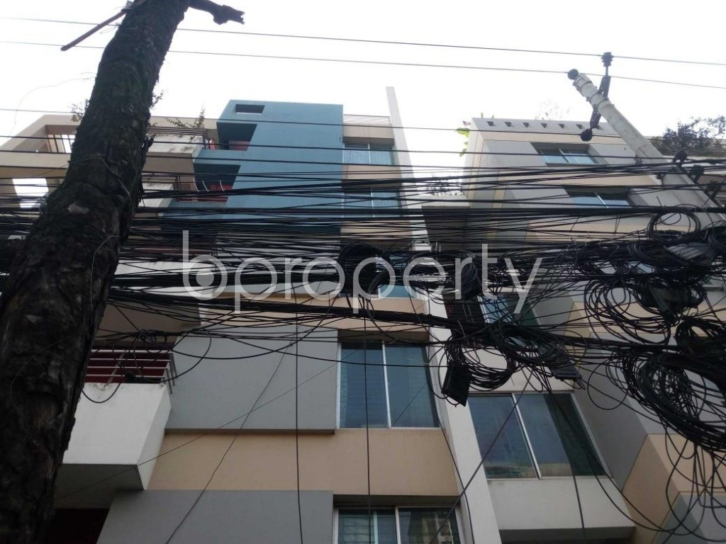 Front view - 3 Bed Apartment to Rent in Banani, Dhaka - 1838851