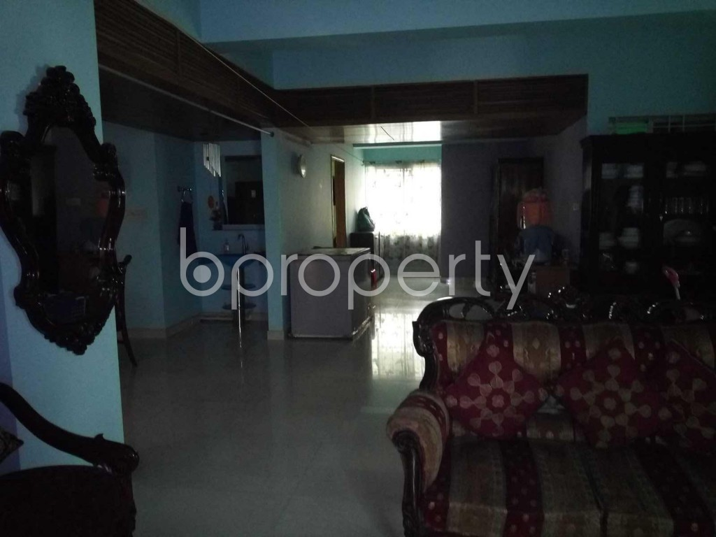 Dine/Dining - 4 Bed Apartment for Sale in Uttara, Dhaka - 1838921