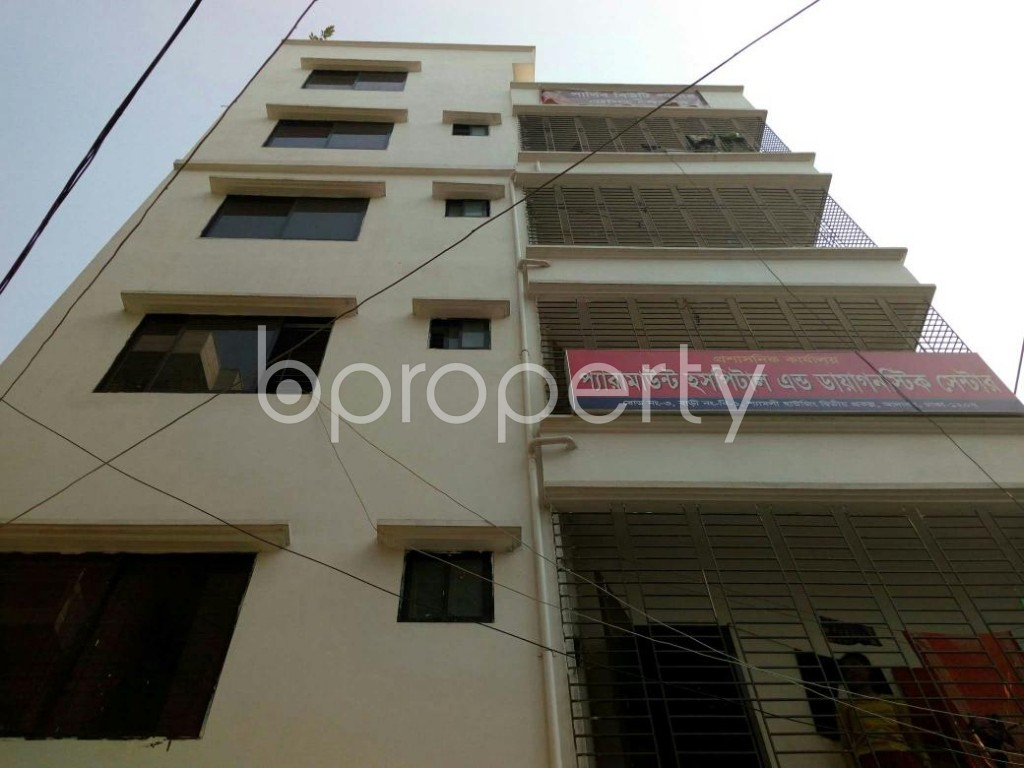 Front view - Shop to Rent in Adabor, Dhaka - 1838935