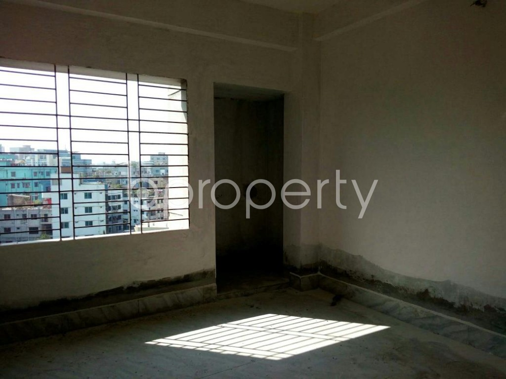 Bedroom - 3 Bed Apartment for Sale in Mirpur, Dhaka - 1839011