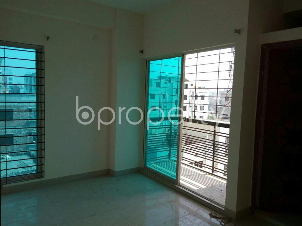 Bedroom - 2 Bed Apartment to Rent in Mohammadpur, Dhaka - 1838990