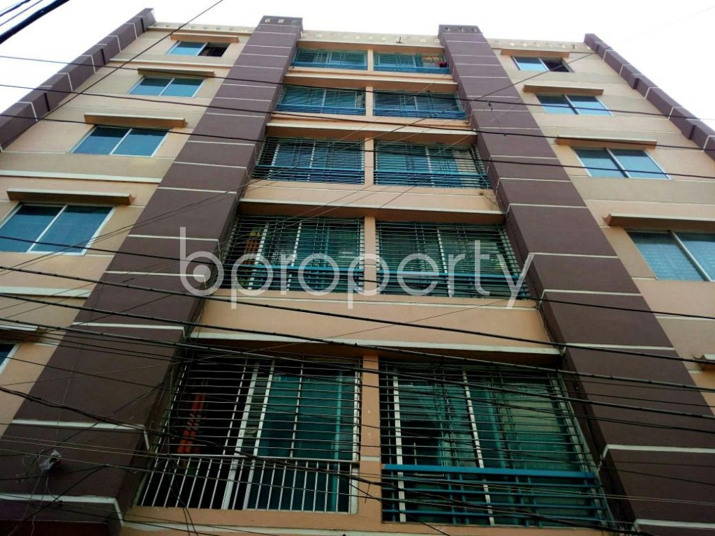 Front view - 1 Bed Apartment to Rent in Mohammadpur, Dhaka - 1839041