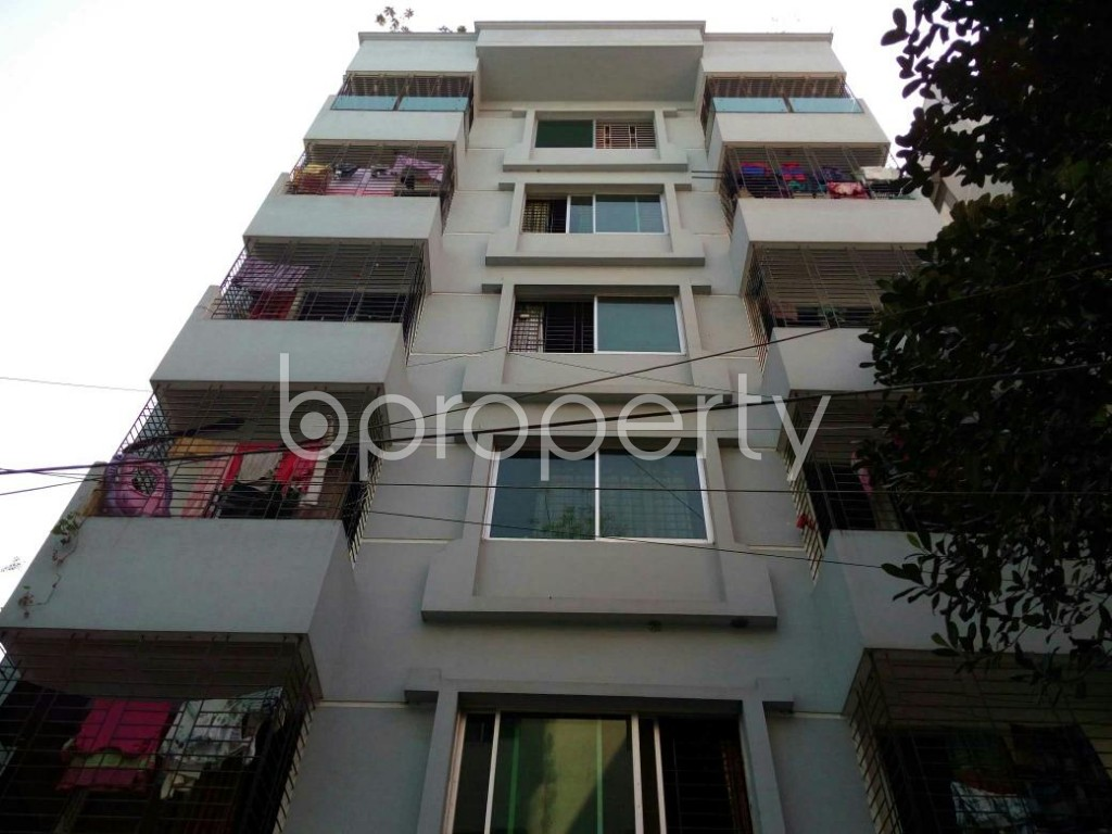 Front view - 2 Bed Apartment to Rent in Mohammadpur, Dhaka - 1839051