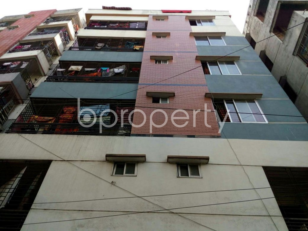 Front view - 2 Bed Apartment to Rent in Mohammadpur, Dhaka - 1839085