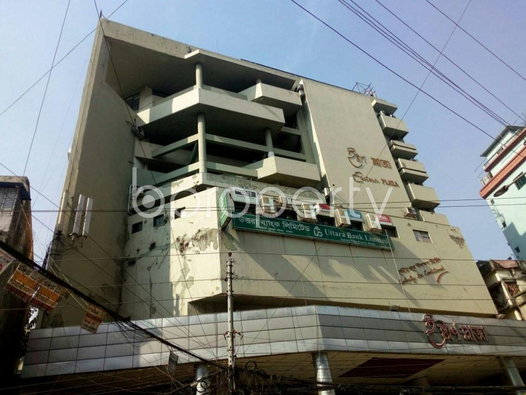 Front view - Office to Rent in Hatirpool, Dhaka - 1839097
