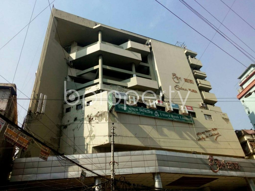 Front view - Office to Rent in Hatirpool, Dhaka - 1839098
