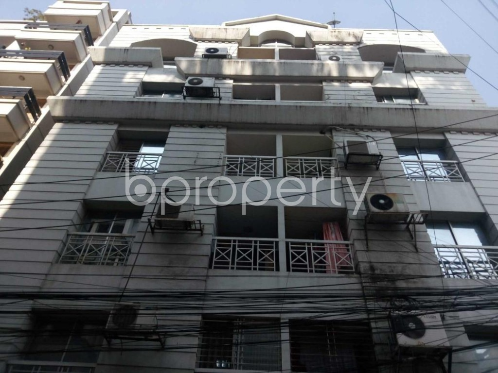 Front view - 3 Bed Apartment to Rent in Banani, Dhaka - 1839143