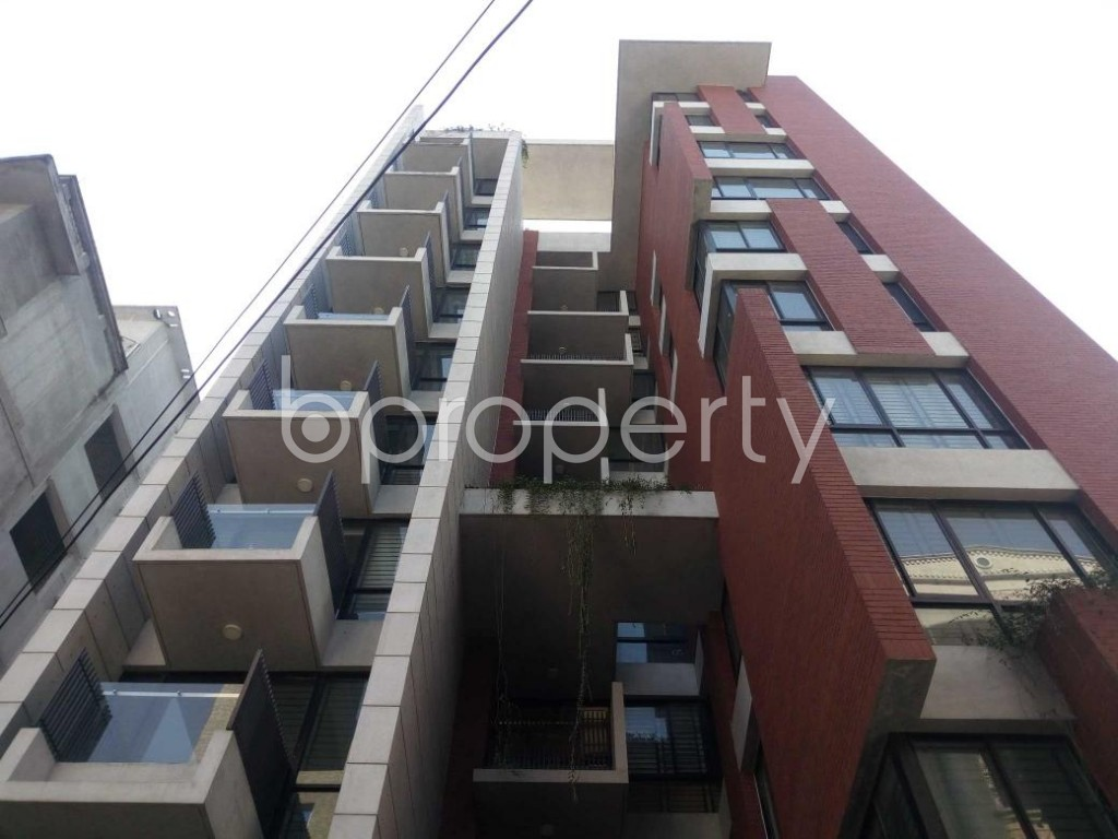 Front view - Office to Rent in Banani, Dhaka - 1839144