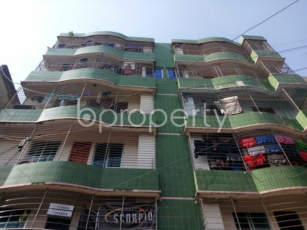 Front view - 3 Bed Apartment to Rent in Banani, Dhaka - 1839149