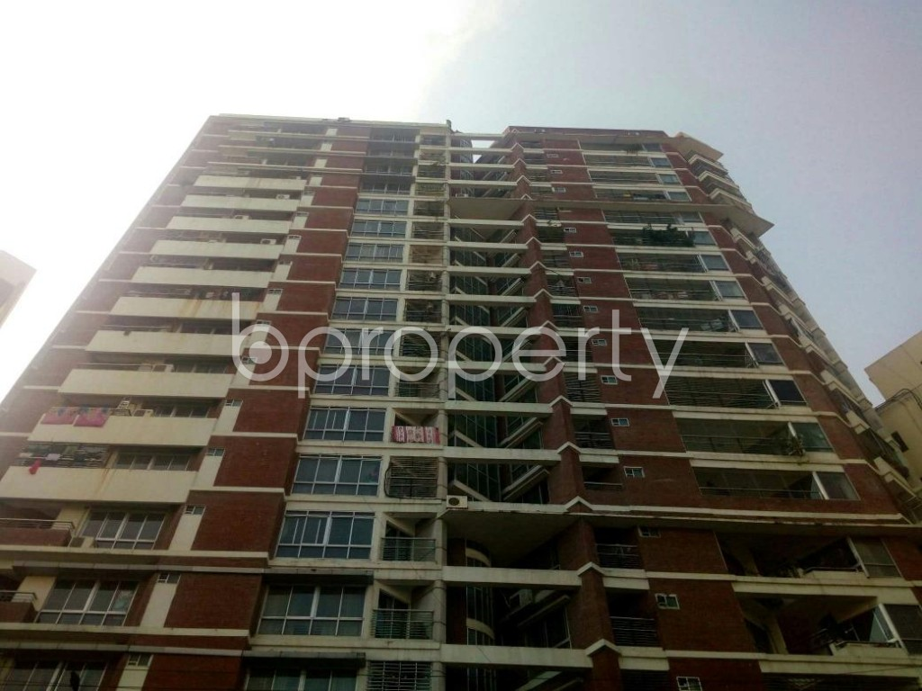 Outside view - 3 Bed Apartment for Sale in Shantinagar, Dhaka - 1839215