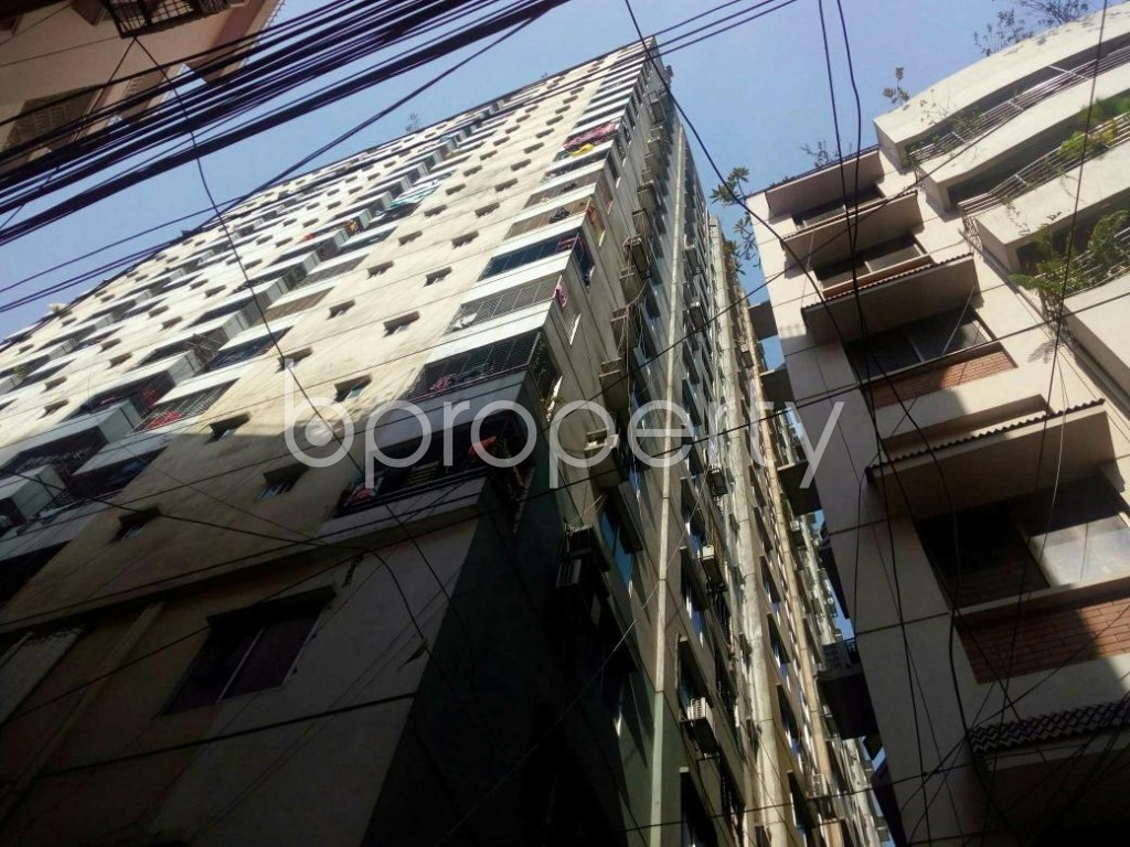 Outside view - 3 Bed Apartment for Sale in Shantinagar, Dhaka - 1839220