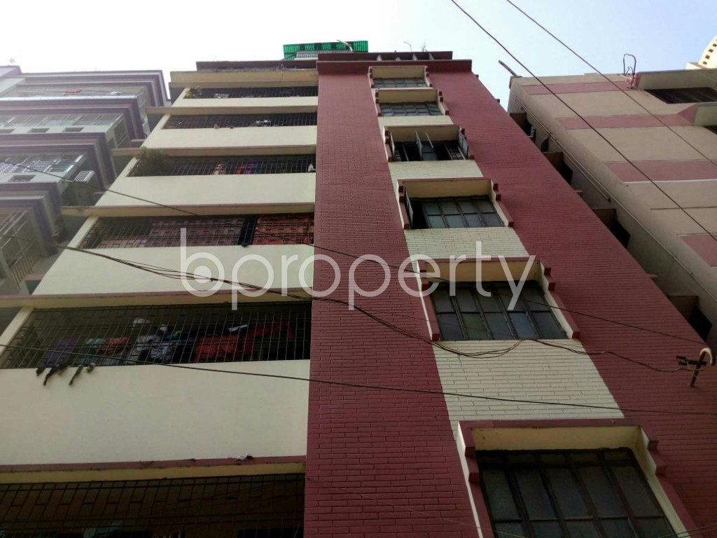 Front view - 2 Bed Apartment to Rent in Dhanmondi, Dhaka - 1839265