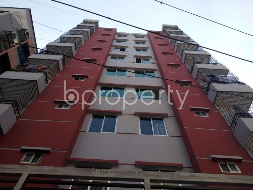 Front view - 2 Bed Apartment to Rent in Uttara, Dhaka - 1839270