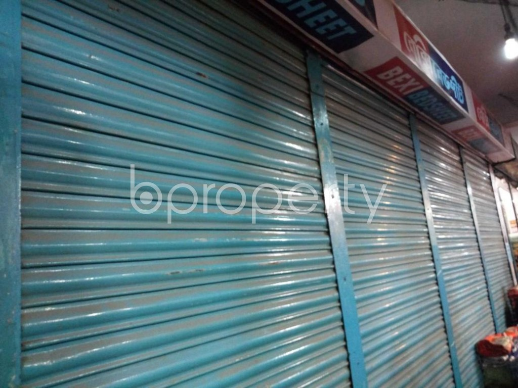Front view - Shop to Rent in Kotwali, Dhaka - 1839271