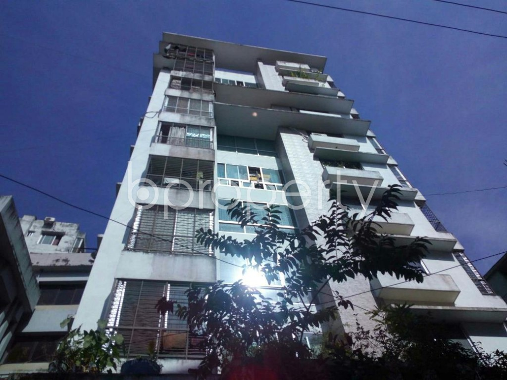 Front view - 3 Bed Apartment for Sale in 7 No. West Sholoshohor Ward, Chattogram - 1839274